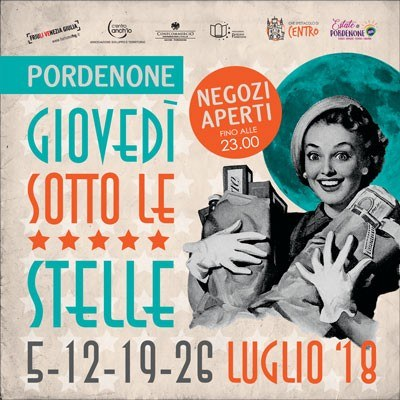 I Giovedì sotto le stelle (2018)