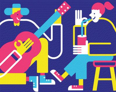 Seconda edizione. PordenOnAir torna per dare spazio all'arte e alla musica di strada nelle vie del centro città. Nei mesi di maggio, giugno, settembre e ottobre esibizioni ogni venerdì e sabato dalle 17 alle 21. Nel mese di luglio, con i negozi aperti di sera, esibizioni ogni giovedì e venerdì, dalle 17 alle 21.