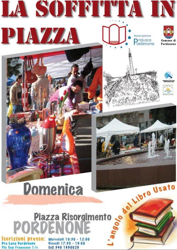 Locandina Soffitta in Piazza