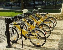 Le bici gialle