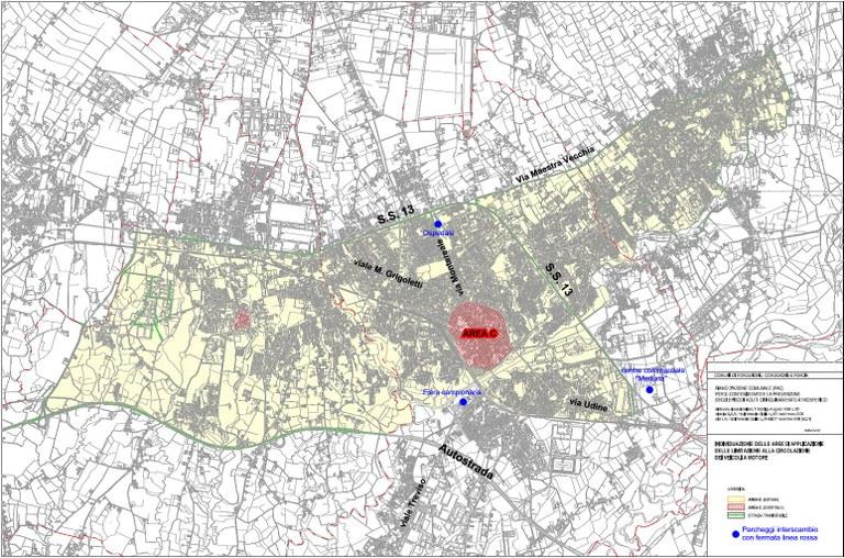 Mappa PAC