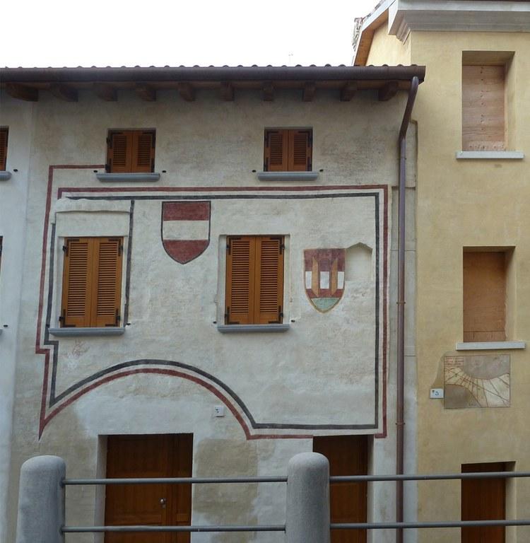 Casa Vicolo della Fontana 3