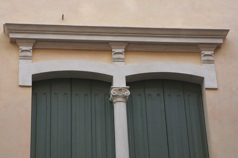 Palazzo Falcomer - 02 particolare