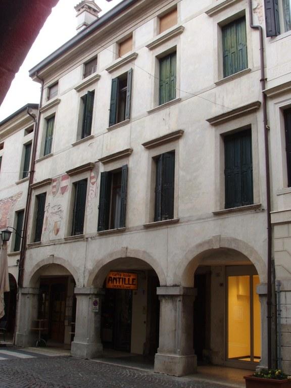 Palazzo del XV sec