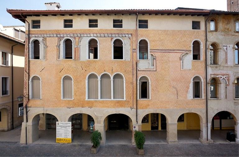 Palazzo Polacco-Barbarich-Scaramuzza
