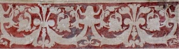 particolare Palazzo Gregoris Bassani
