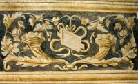 particolare Palazzo Mantica