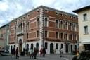 Palazzo Badini in piazzetta Cavour (sec. XVII). Foto di Assunta Romor