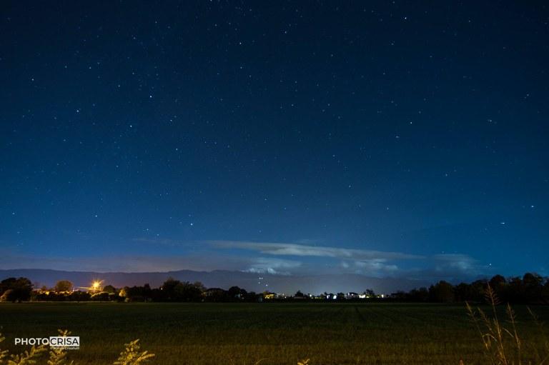 Il cielo sopra Pordenone