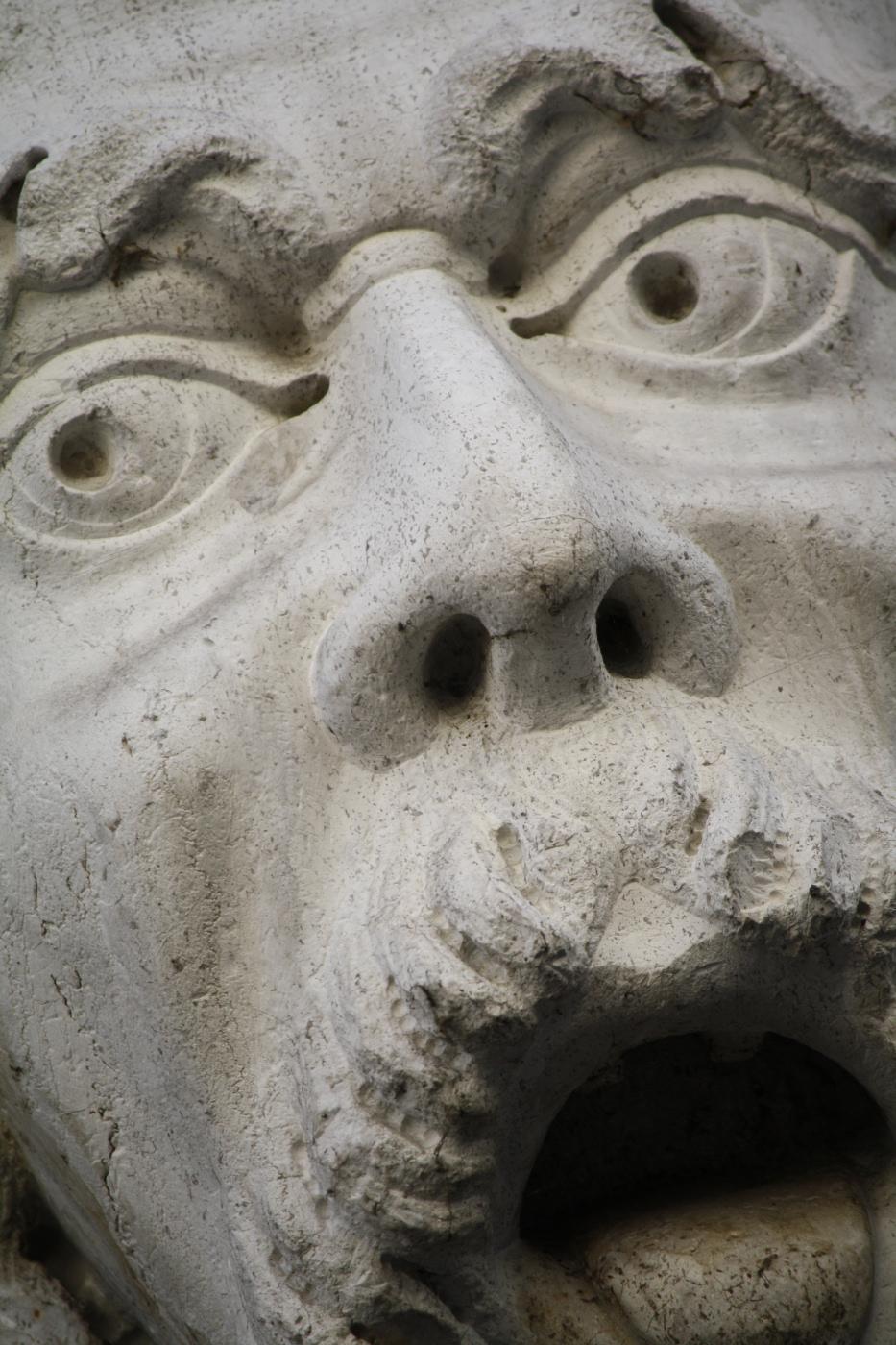 """2014 """"Volto di pietra"""""""
