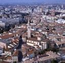 Pordenone - Duomo di San Marco e panorama della città