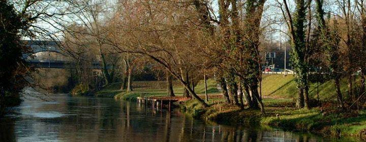 Il fiume Noncello