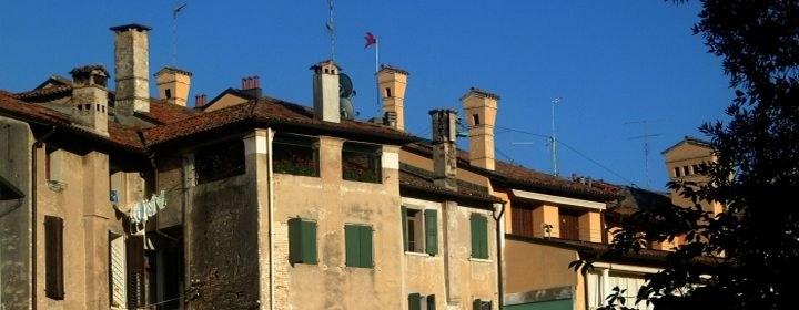 Vecchie case del centro