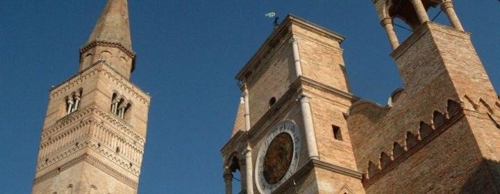 Campanile di San Marco e loggia del Municipio