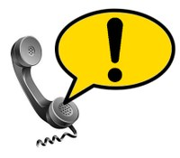 Allerta telefonica