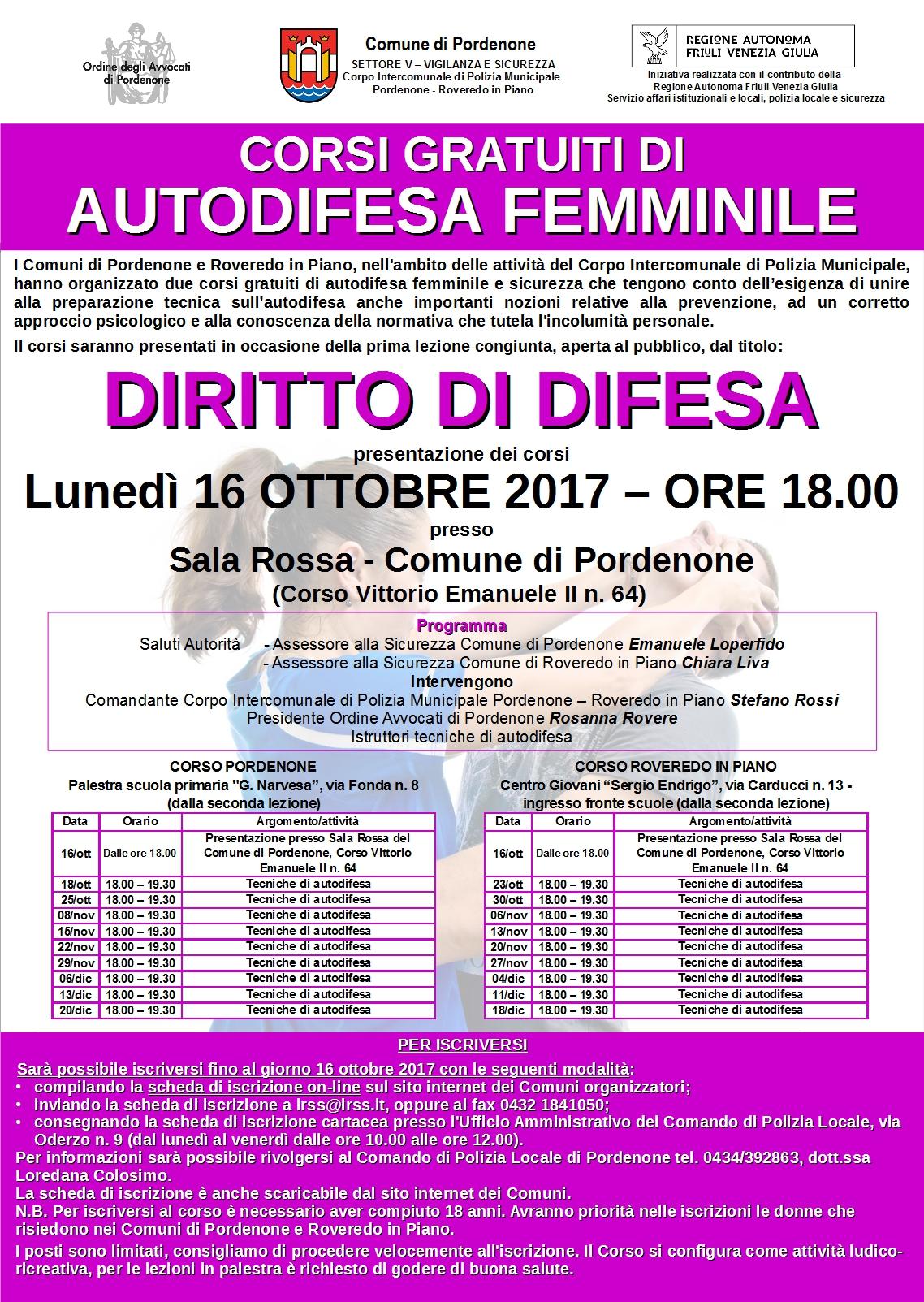 Locandina-Corso-Autodifesa-Pordenone A3+2017 v.2.jpg