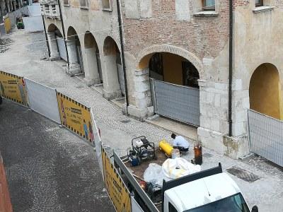 Corso Vittorio, da lunedì il cantiere si sposta sull'altro lato