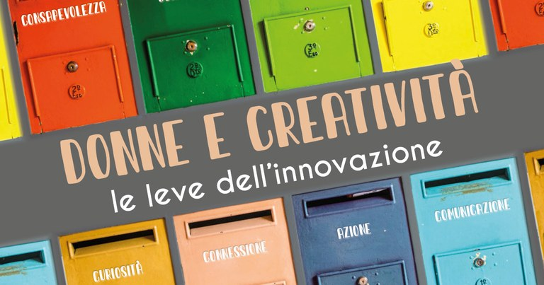 Donne e creatività: le leve dell'innovazione. Percorso formativo gratuito