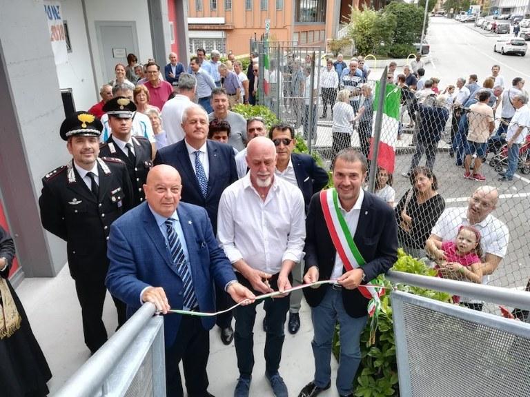 Inaugurato il polisportivo San Gregorio per lo sport e l'aggregazione