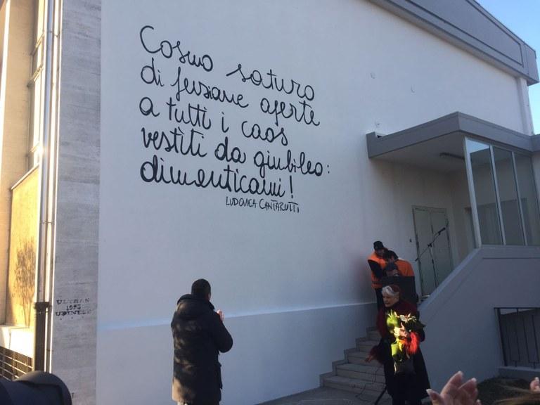 Il sindaco Ciriani: restituito alla città un pezzo di arte e storia