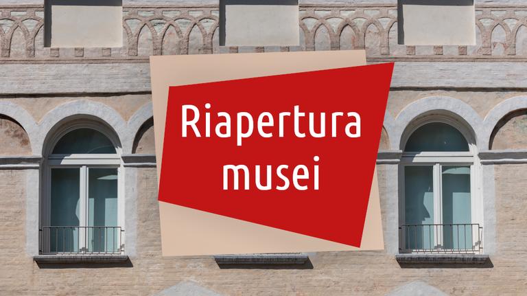 Riaprono i musei e gli spazi culturali