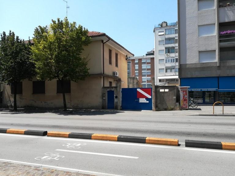 Nel 2020 nuova area parcheggio in viale Dante