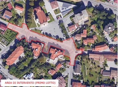 Riqualificazione di Rorai, si parte in primavera da piazza San Lorenzo e via Maggiore