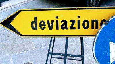 Riqualificazioni e viabilità, chiusura temporanea viale Marconi e via De Paoli