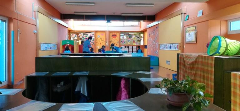 Scuole d'infanzia, eseguite numerose riqualificazioni