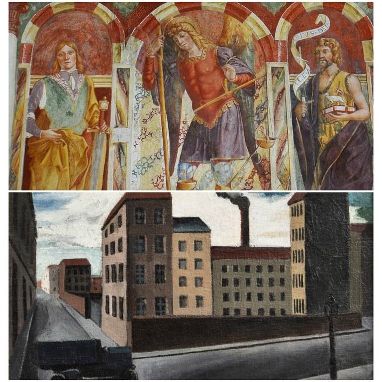 A Pordenone e dintorni fine settimana di grande arte tra Rinascimento e Futurismo