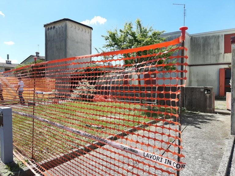 Vallenoncello, partito il recupero delle case di via Prata