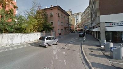 Via De Paoli, dal 7 gennaio chiuso accesso a corso Garibaldi