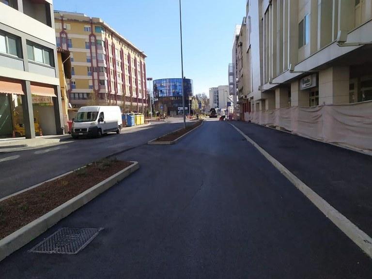 Viale Marconi, domenica lavori terminati. Inaugurazione rimandata al dopo zona rossa