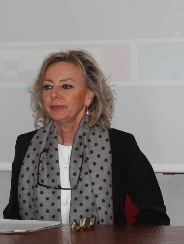 Foto Assessora Guglielmina Cucci