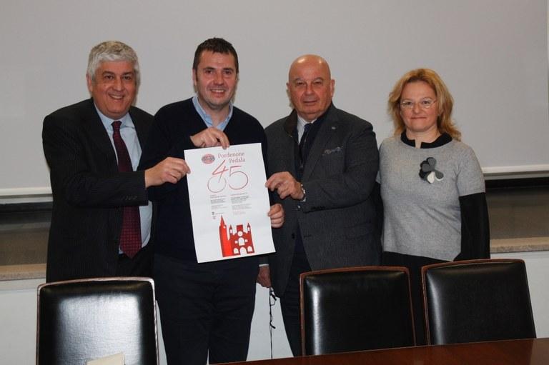 Foto Presentazione dell'iniziativa in Municipio
