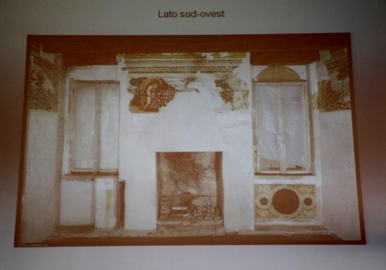 Foto Affreschi nello studiolo  del Pordenone