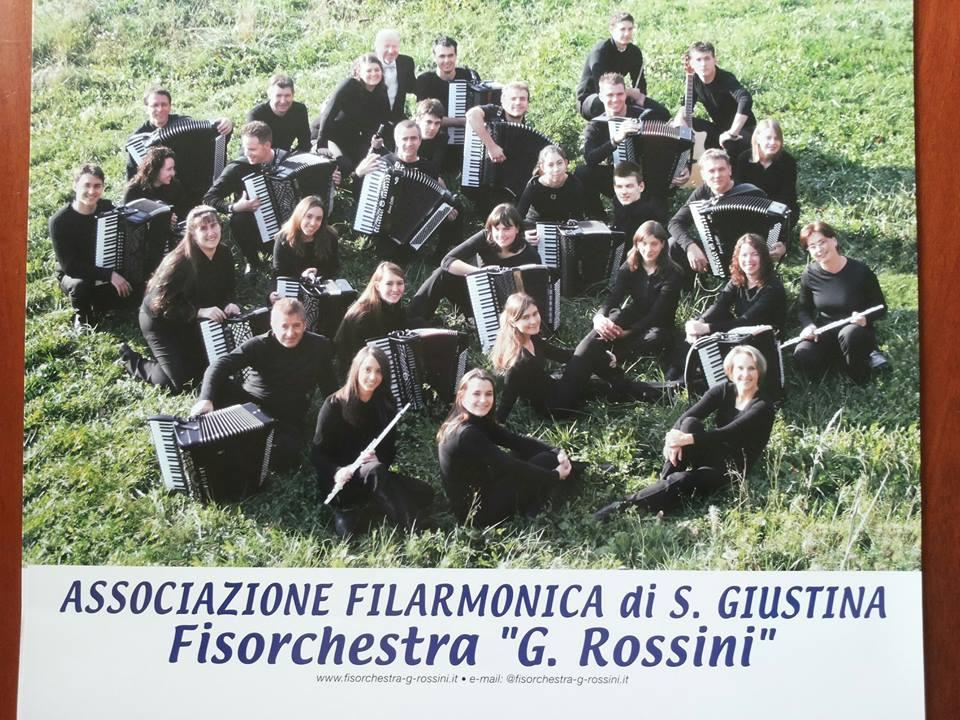 Foto  La Fisorchestra G Rossini