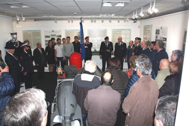 Foto   La cerimonia di commemorazione