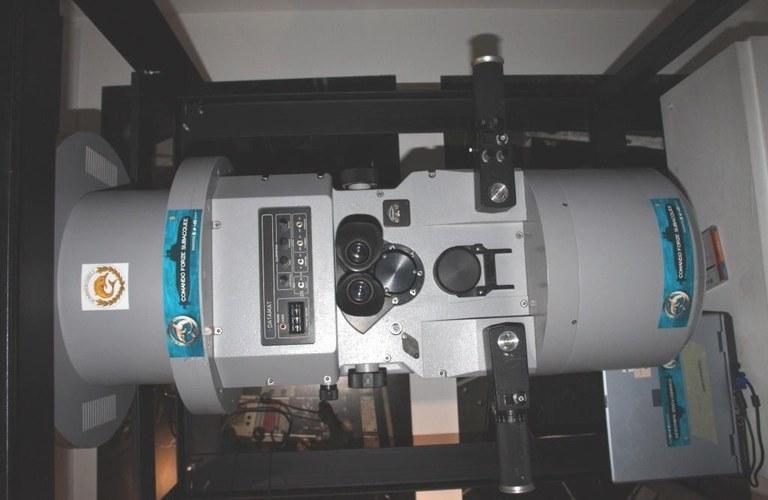 Foto   Postazione del periscopio