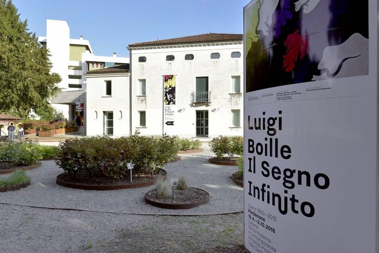 Foto   Mostra alla Galleria Armando Pizzinato