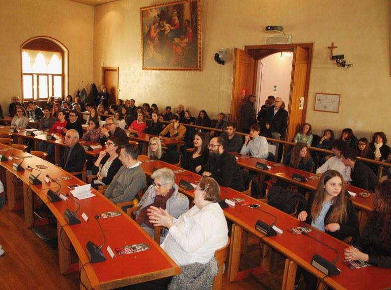 Foto Pubblico in Sala Consiliare
