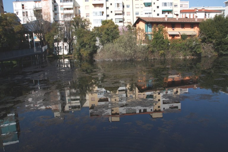 Foto Lo specchio d'acqua