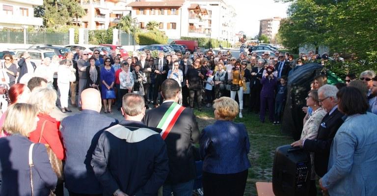 Foto  Fasi della cerimonia