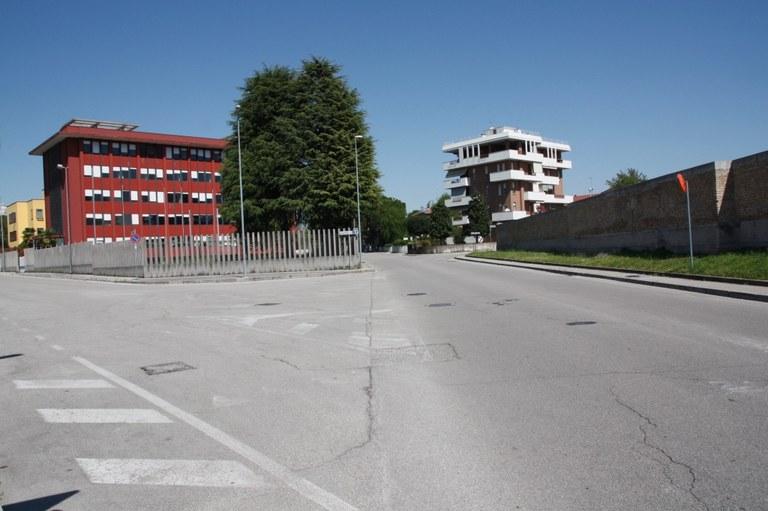 Foto Intersezione via Carabiniere e via delle Caserme