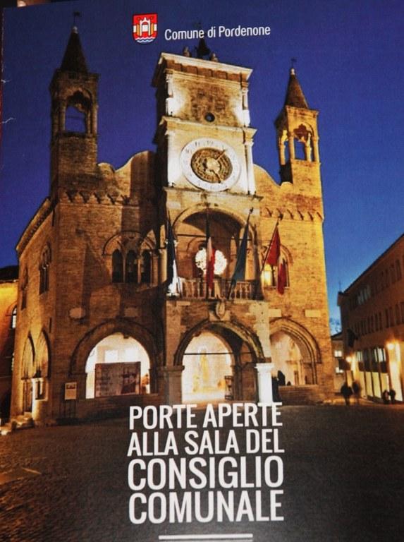 Foto La  brochure dell'iniziativa