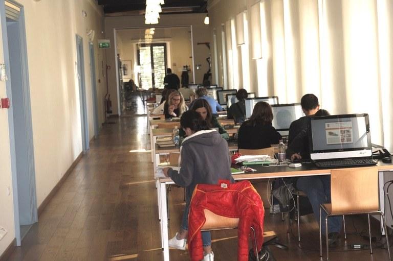 foto  Sala di studio