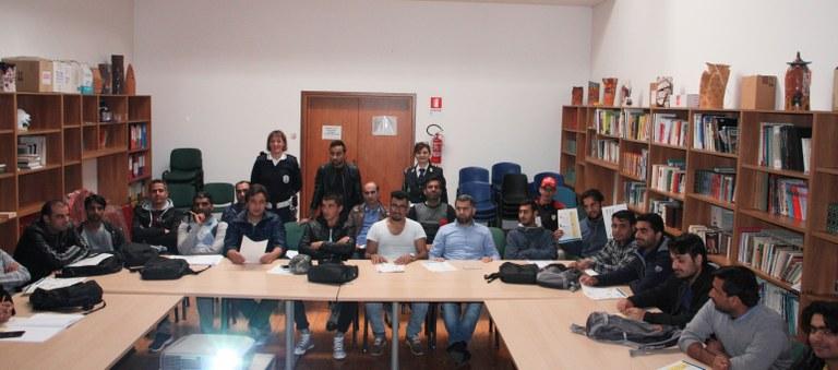 Foto  I partecipanti