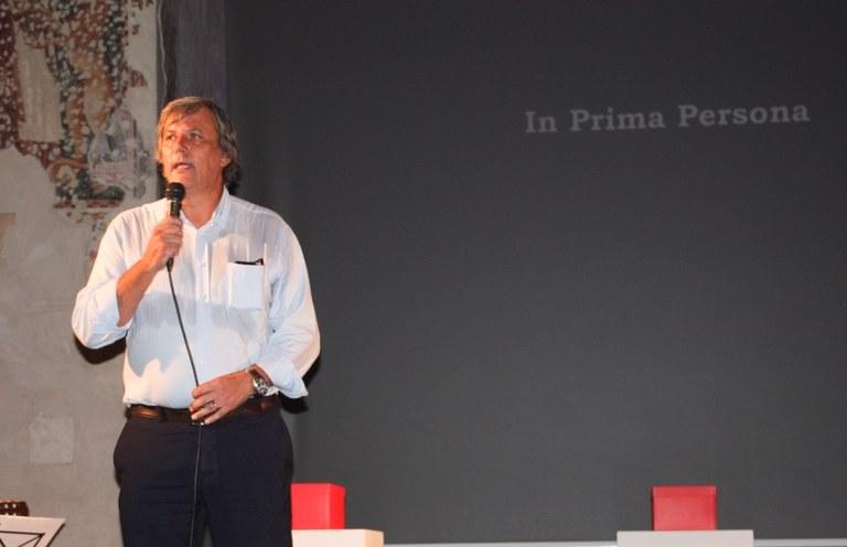 Foto    Il presidente dell'Associazione Nicola Mannucci