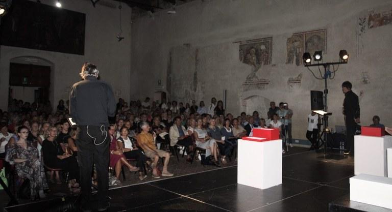 Foto    Il pubblico