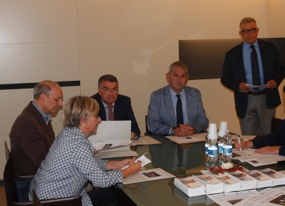 Foto   I relatori